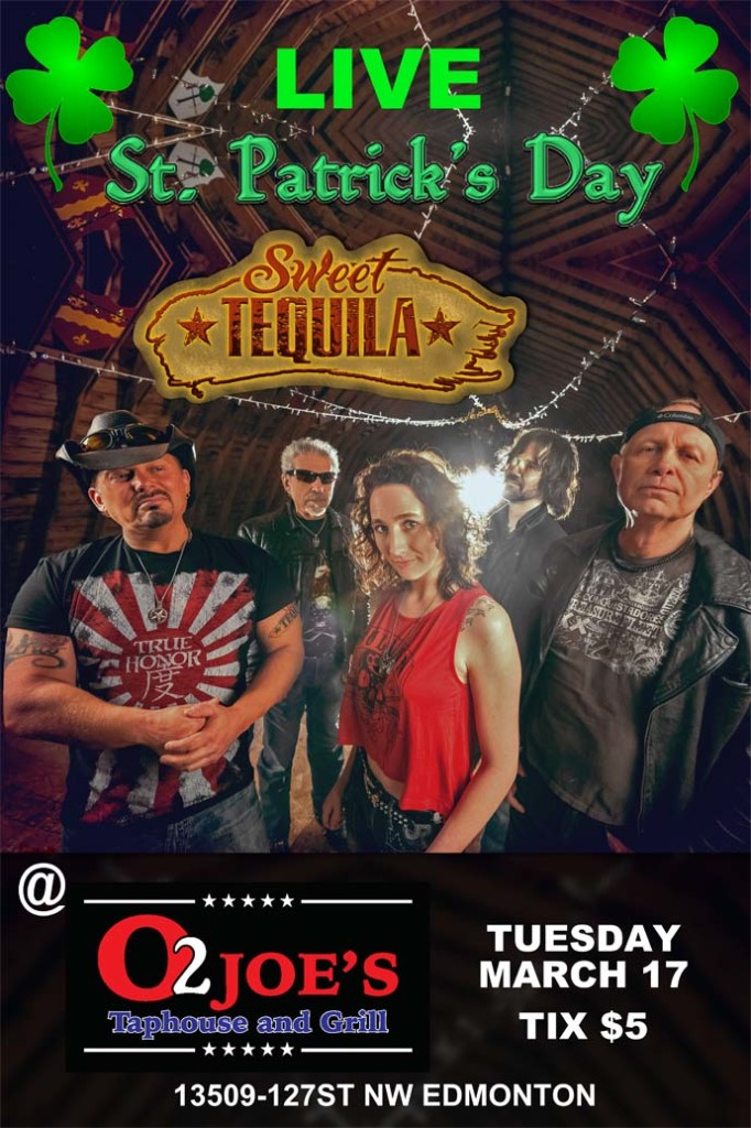 SWEET TEQUILA O2'sPOSTER